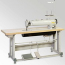 Reliable 5600SW 25 Inch Walking Foot Sewing Machine with Table and Motor