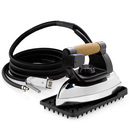 Reliable 6000IS Steam I600 Boiler & i30/3/120-V Iron with 11.5 ft X-Long Hose