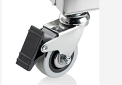 Heavy-Duty Locking Casters