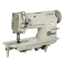 Photo of Reliable 4400SW Single Needle Walking Foot Machine w/ Table Motor & Light from Heirloom Sewing Supply