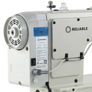 Reliable 3300SD Single Needle Sewing Machine w/ Direct Drive and Uberlight 3100TL Light Lamp