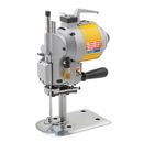 Photo of Reliable 5000FS 5in. Straight Knife Cloth Cutting Machine from Heirloom Sewing Supply