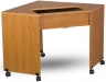 Fashion Sewing Cabinets Model 15 Corner Sewing Table