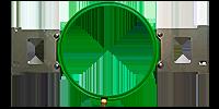 "2 x Round Hoop 15 cm (5.9"")"