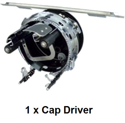 1 x Cap Driver