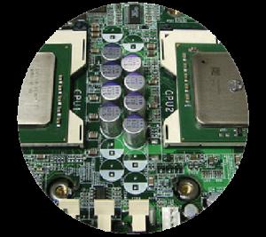 Dual Internal Processors