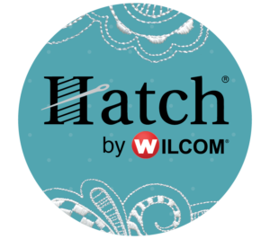 The Newest Machine Deserves The Newest Software; Hatch Embroidery Software by Wilcom!