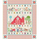 Photo of Farm Sweet Farm Quilt Fabric Kit by Lori Holt from Heirloom Sewing Supply