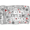 Riley Blake Crayola Sew Colorful Pillowcase Dream