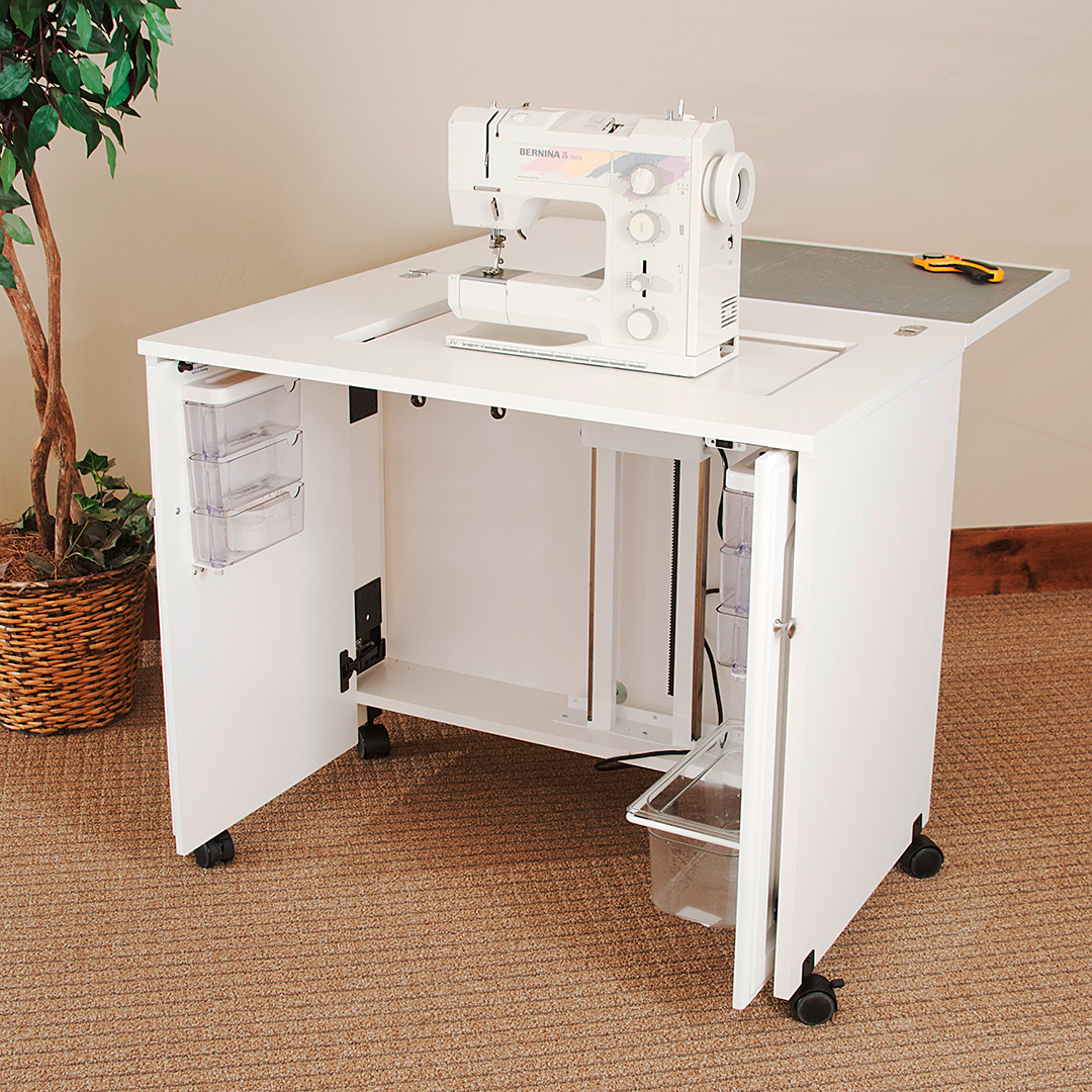 Sylvia Sewing Cabinets Sewing Cabinets Model 7500 Space Saver Sewing Cabinet