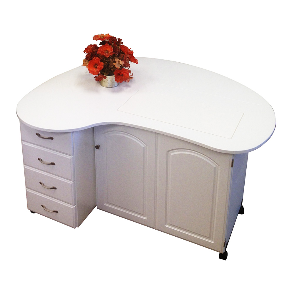 Fashion Sewing Cabinets Model 8300 Cloud 9 Quilting Table
