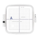 Sew Tech JA801 Embroidery Hoop - 140 x 140 mm