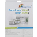 Sew Tech 200mm x 200mm Embroidery Hoop (SA446) (EF91)