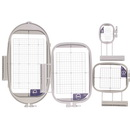 Photo of 4 in 1 Hoop - Brother (SA437) Baby Lock (EF73) from Heirloom Sewing Supply