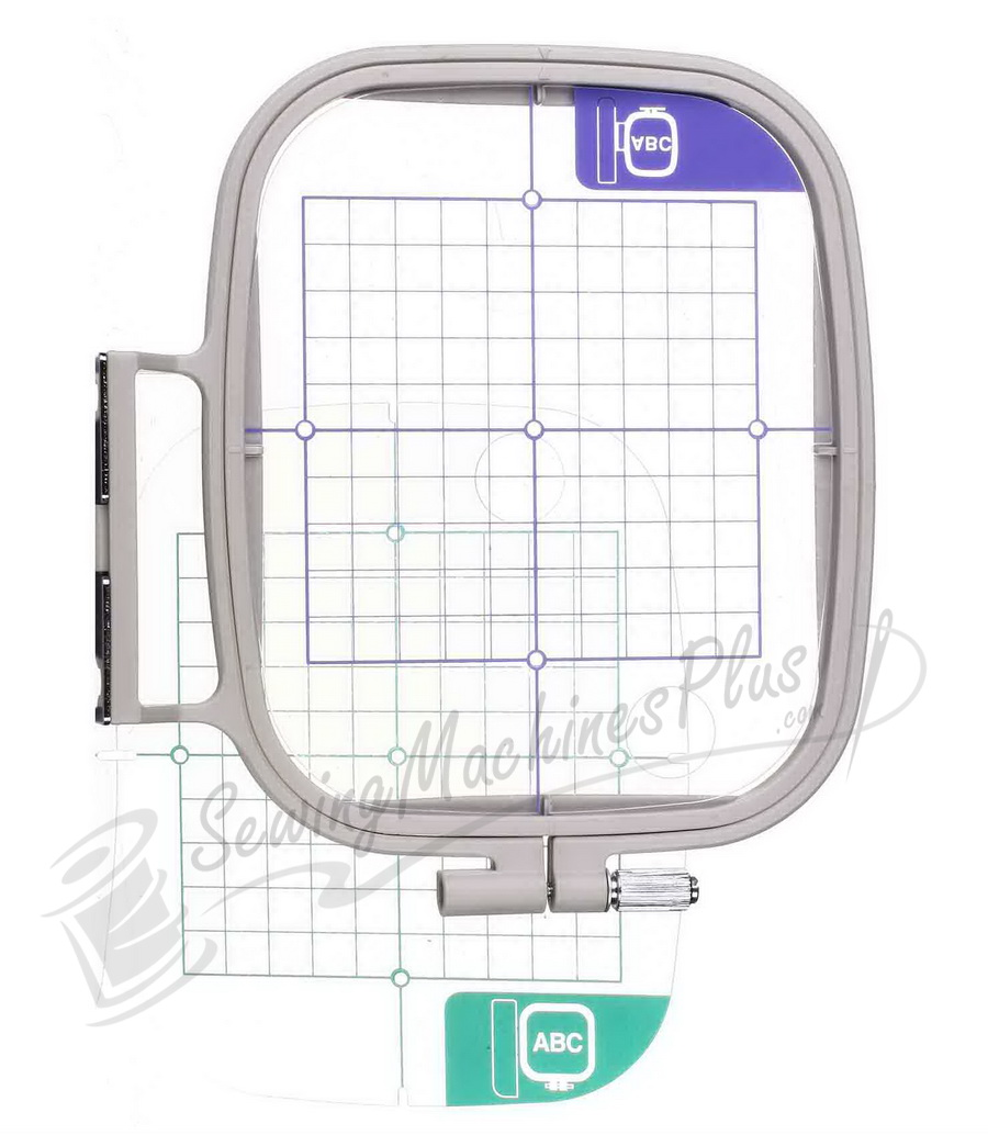 Sew Tech Embroidry Hoop 4u0026quot; X 4u0026quot; (100x100mm) - Brother Baby Lock (SA443) (EF83)