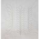 Westalee Feathered Leaf Template Set of 5