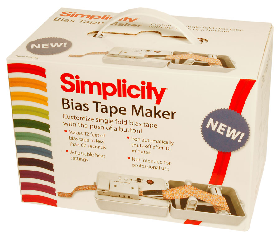 Simplicity Bias Tape Maker  #WR1881925