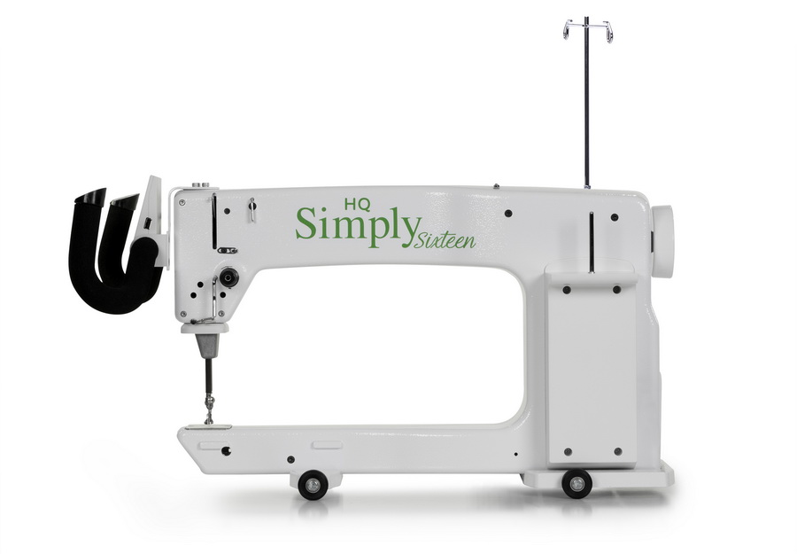 Handi Quilter Simply Sixteen 16-inch Long Arm with 10ft frame or ... : sweet sixteen long arm quilting machine - Adamdwight.com