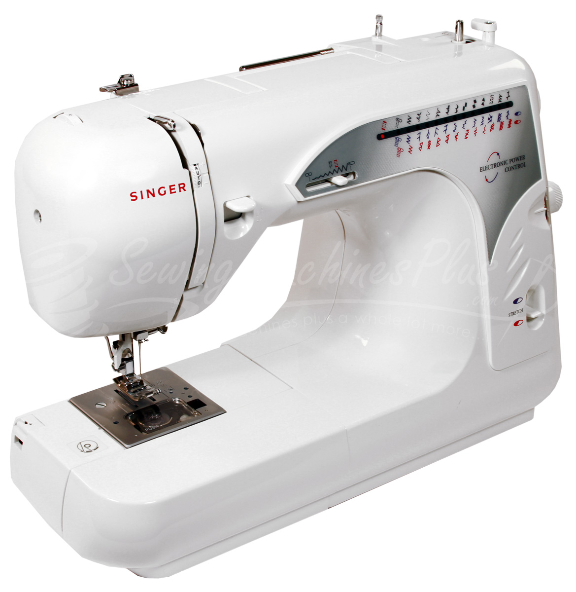 sewing machine automatic threader