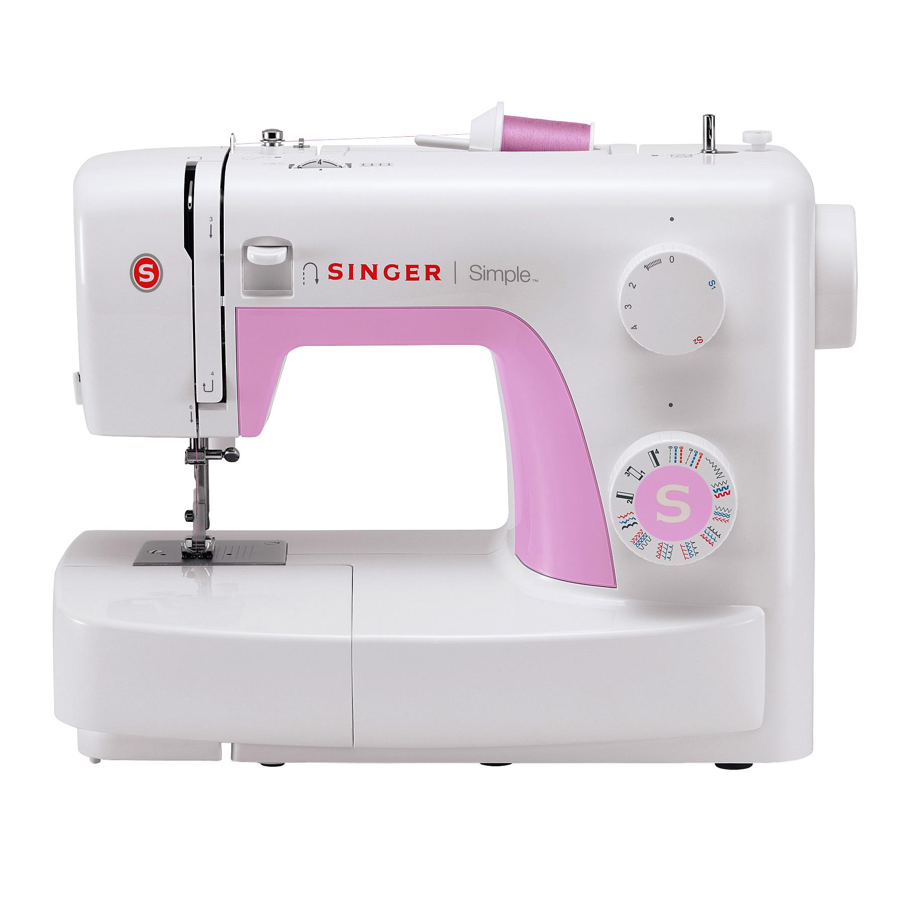 Singer simple stitch sewing machine