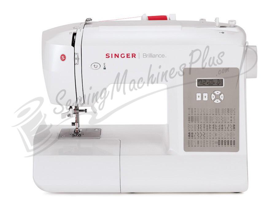 Singer 6180 Brilliance Electronic Machine