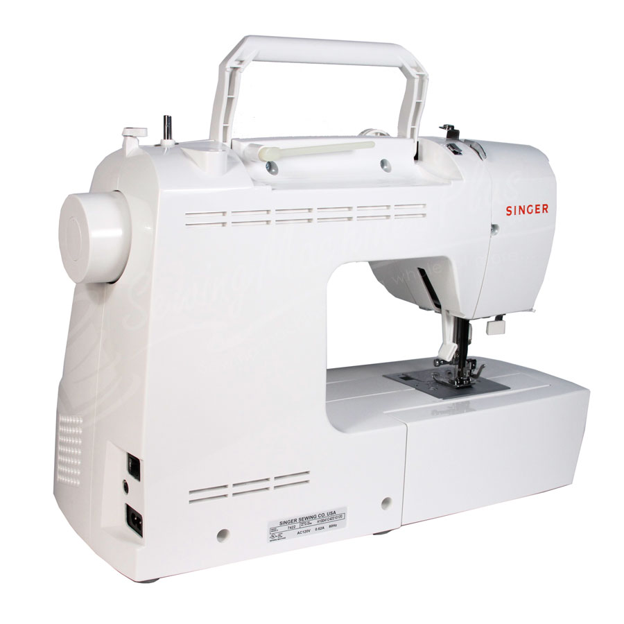 free singer sewing machine manual model 7422