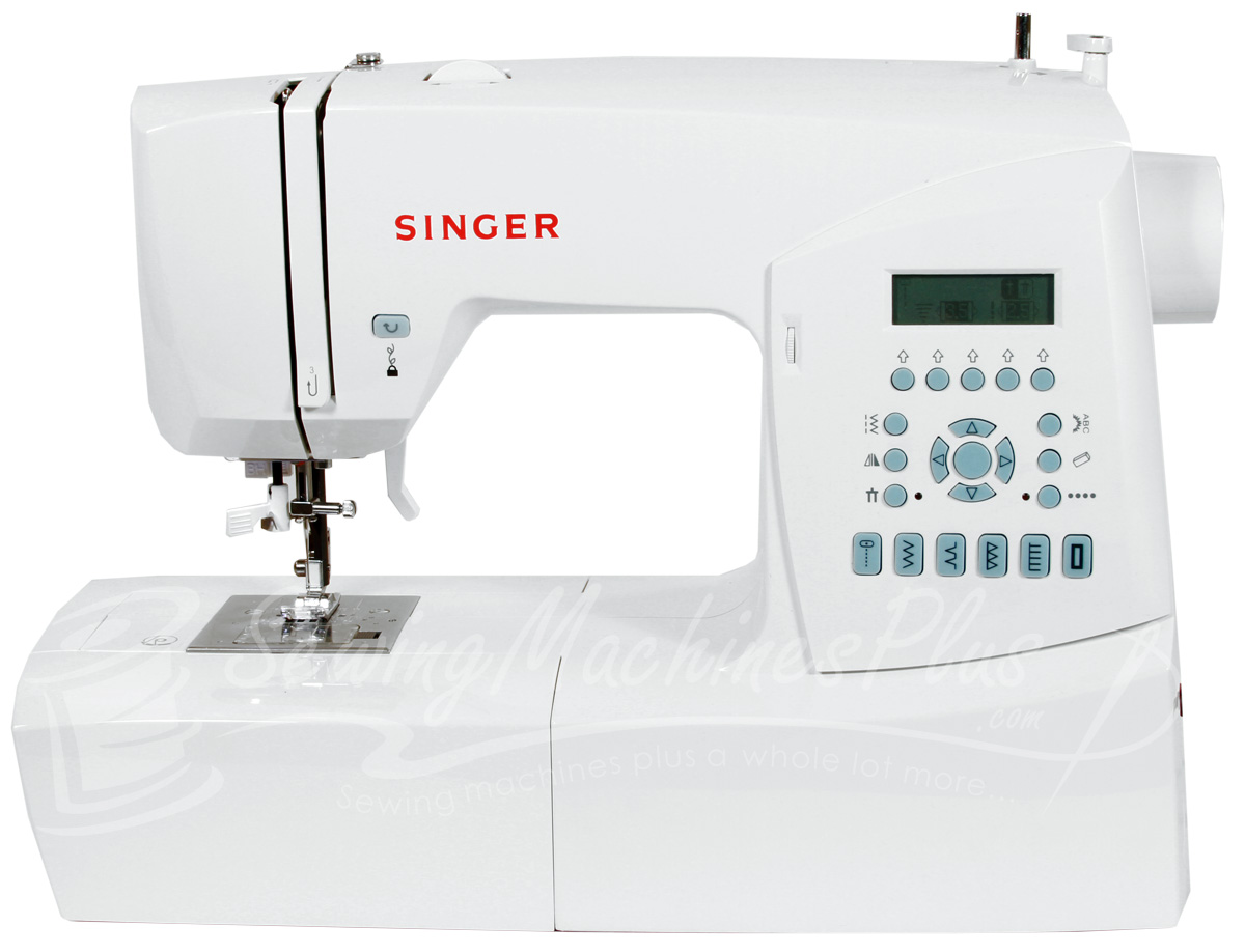 Singer 7430 Computerized Sewing Machine
