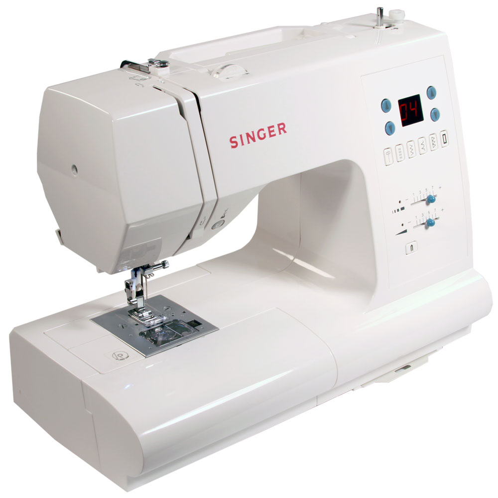 Singer 7466 Electronic Sewing Machine FS