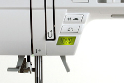 Automatic Reverse & Start/Stop Button