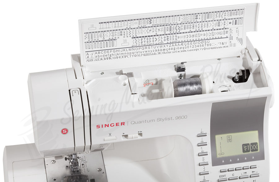 Singer Quantum Stylist 9960 Computerized Sewing And