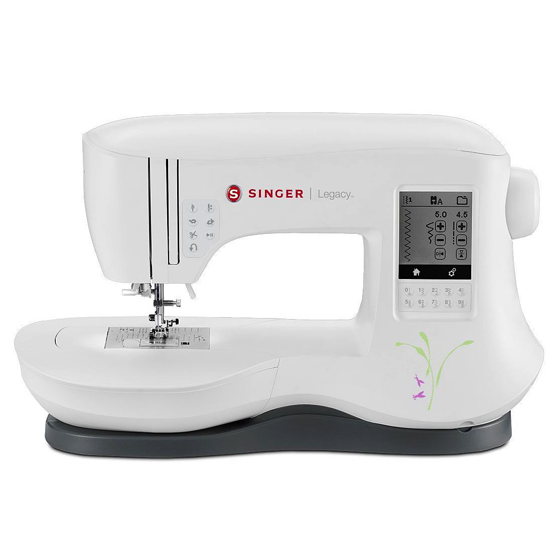 Singer Legacy Sewing Machine (C440)