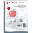 Photo of Singer Futura XL-400 & XL-550 Auto Cross-Stitch Software from Heirloom Sewing Supply