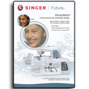 Photo of Singer Futura XL-400 & XL-550 PhotoStitch Software from Heirloom Sewing Supply