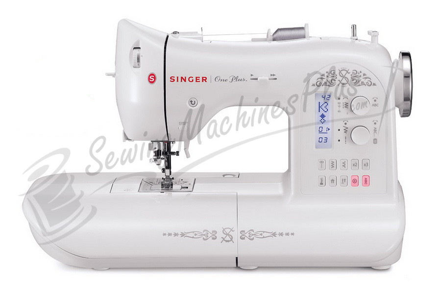 SINGER One Plus 40Stitch Computerized Sewing Machine With LCD Magnificent Singer Sewing Machine Retailers