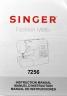 Singer 7256 Fashion Mate FS