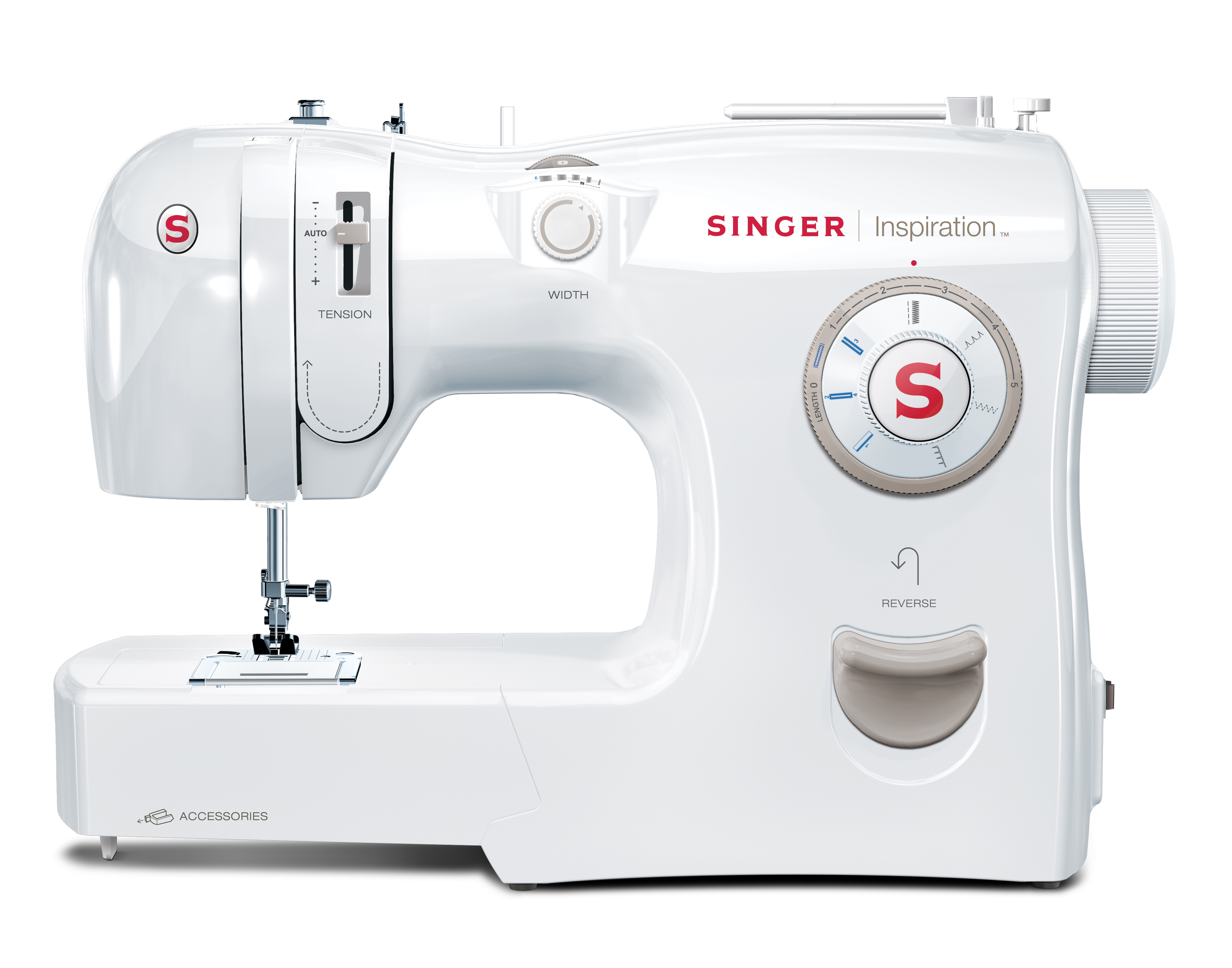 singer inspiration model 4205 sewing machine. Black Bedroom Furniture Sets. Home Design Ideas