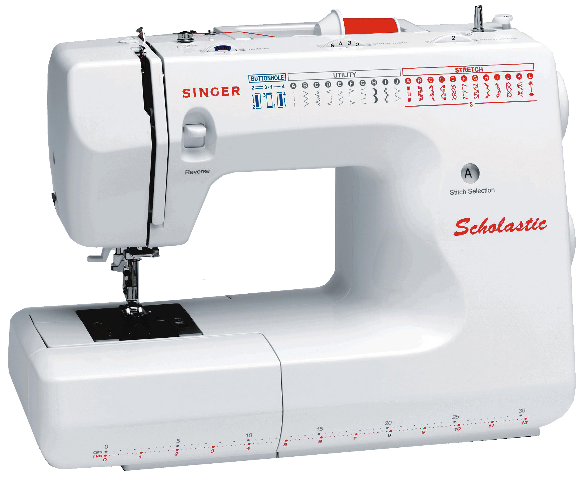 Brother Sewing and Quilting Machine, CSi, 60 Built-In Stitches, 7 styles of 1-Step Auto-Size Buttonholes, Wide Table, Hard Cover, LCD Display and Auto Needle Threader.