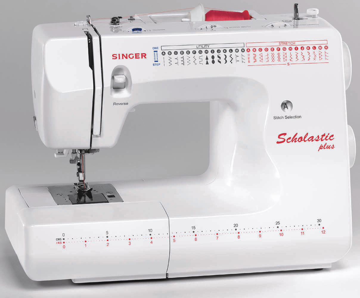 Singer Scholastic Plus 6550 Sewing Machine