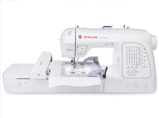 Singer XL-420 Futura Embroidery Machine