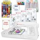 Singer XL-420 Futura Emboidery Machine w/BONUS PACKAGE