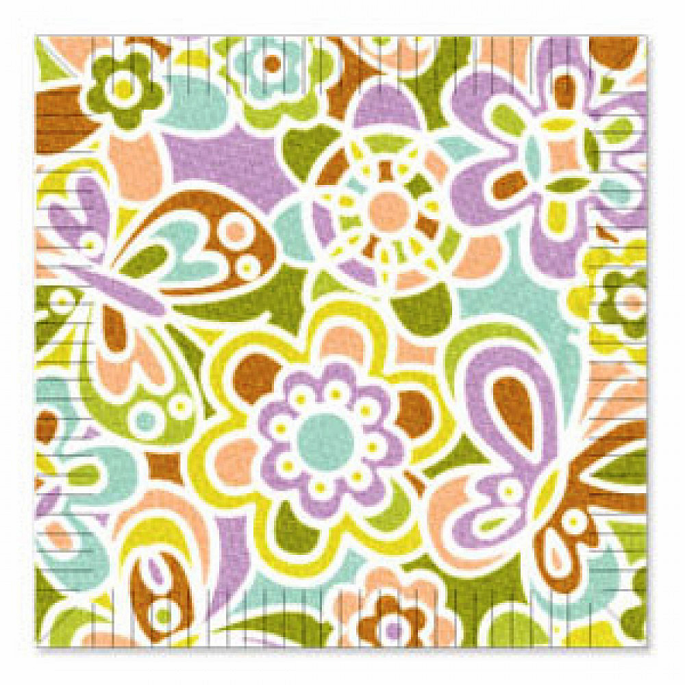 Sizzix Bigz Pro Die 6 Inch Finished Rag Quilt Square