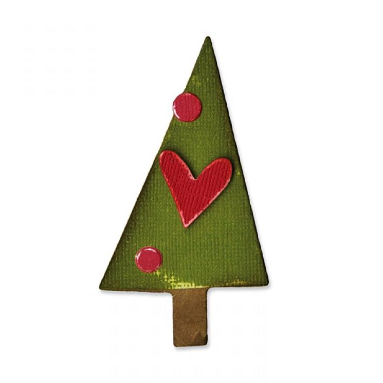 Christmas Tree Life Extender: Sizzix Originals Die