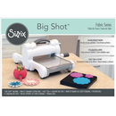 Sizzix Big Shot Fabric Series Starter Kit (White & Gray) (US Version)