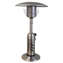 Sunheat Patio Heater Table Top Round Stainless Steel Finish