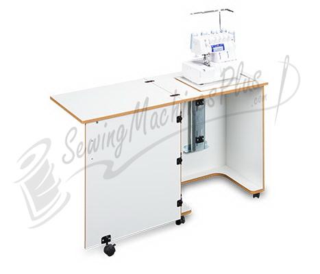 Sylvia Design Model 620 Compact Serger Cabinet