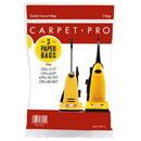 3-pack Carpet Pro Hepa Media Vacuum Bags Cpp-3