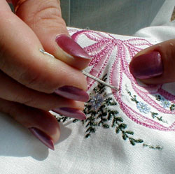 The Embroidery Wand