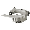 Tacsew T718-SS-2 Industrial Blindstitch Machine w/Table & Motor T718-SS-2