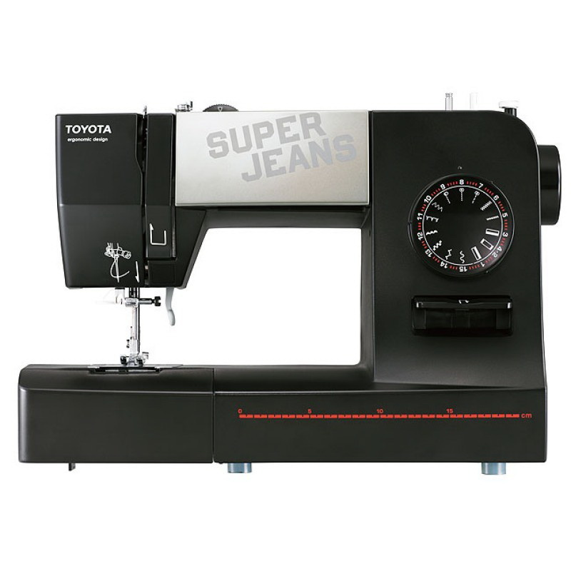 Toyota J15 Super Jeans Sewing Machine