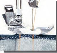 Toyota Super Jeans J15 Sewing Machine